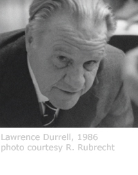 Durrell at Penn State, 1986. Photo courtesy of R. Rubrecht